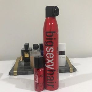 big sexy hair Root Pump Full Size+Travel Size